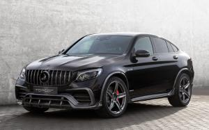 Mercedes-AMG GLC-Class Coupe Inferno by TopCar (Black) 2018 года